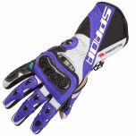 Spada Predator II Leather Black/Blue