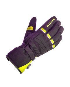 Richa PEAK Textile Black/Fluorescent