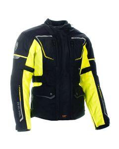 Richa Phantom Mens Textile Jacket Black/Fluro