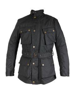Richa Bonneville Ladies Textile Long Sleeve Jacket Black Size XL Only