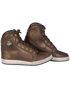Richa Krazy Horse Leather Boot Brown