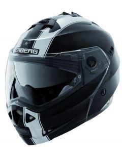 Caberg Duke II Flip Up Helmet Legend  White (Size XL Only)