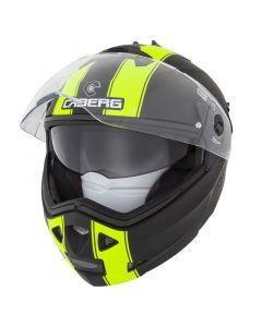 Caberg Duke II Flip Up Helmet  Matt Fluo