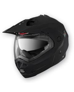 Caberg Tourmax Flip Up Helmet  Matt Black Matt
