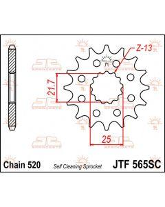 JT Sprockets Front 13T 520 - JTF565.13SC