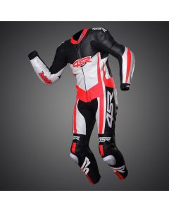 4SR Racing Superleggera Red 56
