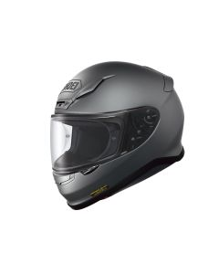 Shoei NXR Full Face Helmet   Grey