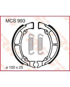 TRW BRAKE SHOES TRW MCS993