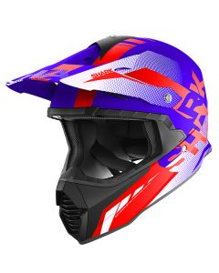 Shark Varial Anger Helmet Blue/White/Red