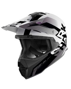 Shark Varial Anger Helmet White/Black/Anthracite