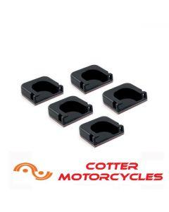 DRIFT Drift Flat Adhesive Mounts x 5