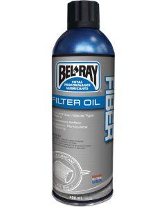 BEL-RAY OIL FIBER FILTER SPRAY 400ML