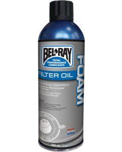 BEL-RAY OIL FOAM FILTER SPRAY 400ML
