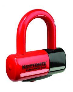 KRYPTONITE LOCK EVO DISC SERIES4 RED