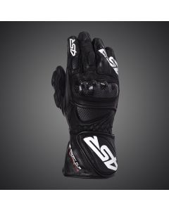 4SR Sport Cup Plus Leather Glove - Black