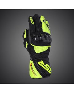 4SR Sport Cup Plus Leather Glove - Yellow