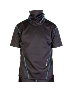 Spada Chill Factor 2 Thermal Short Sleeve Base Layer Black XXL