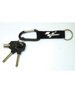 Motogp Carabiner Keyfob