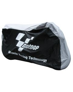 Motogp Rain Cover Black & Grey Medium >600Cc