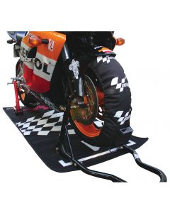 Motogp Digital Track Tyre Warmers - 2 Pin Euro-Plug