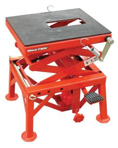 Biketek Mx Scissor Lift 135Kg Max, 340Mm  890Mm Lifting Range