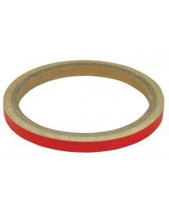 WHEEL/BODY STRIPES 7MM REFLECTIVE RED
