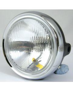 HEADLIGHT HONDA CB250N WITH HALOGEN H4 12V60/55W