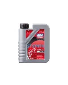 Liqui Moly - Oil 2-Stroke - Fully Synth - Street Race - 1L