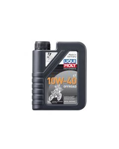 Liqui Moly - Oil 4 Stroke - Semi Synth - Off Road Race - 10W-40 - 1L