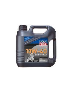 Liqui Moly - Oil 4 Stroke - Mineral - Off Road Basic - 10W-40 - 4L