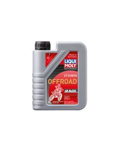 Liqui Moly - Oil 2 Stroke - Fully Synthetic - Off Road Race - 1L