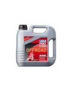 Liqui Moly - Oil 2 Stroke - Fully Synthetic - Off Road Race - 4L