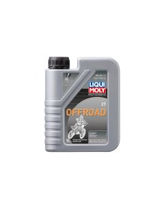 Liqui Moly - Oil 2 Stroke - Semi Synthetic - Off Road Race - 1L