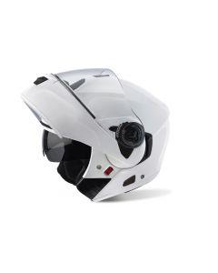 Airoh Rides Flip Up - White Gloss - XXL