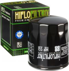 HIFLOFILTRO FLTR OIL MOTO GUZZI HF551