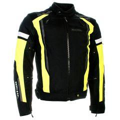 Richa Airwave Mens Textile Jacket Black/Fluo