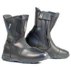 Richa Monza Leather/Textile Boot Black