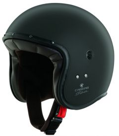 Caberg Freeride Open Face Helmet  Matt Black