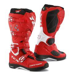 TCX Comp Evo Michelin  Boot Red/White