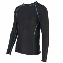 Spada Performance Skins 2 Thermal Long Sleeve Base Layer Black L