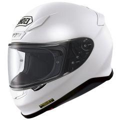Shoei NXR Full Face Helmet   White