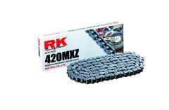 RK CHAIN RK 420MXZ-126 LINKS