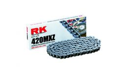 RK CHAIN RK 420MXZ-130 LINKS