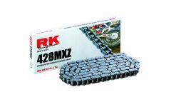 RK CHAIN RK 428MXZ-126 LINKS