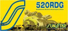 SUNSTAR SPROCKETS RIVET LINK 520RDG STEEL