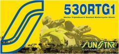 SUNSTAR SPROCKETS RIVET LINK 530RTG1 STEEL