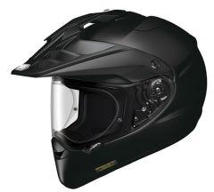 Shoei Hornet Adventure & Dual Sport Helmet   Black