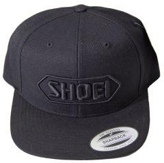 Shoei Acrylic Baseball Cap Black/Black One Size