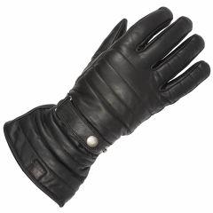 Spada Gauntlet Leather Black