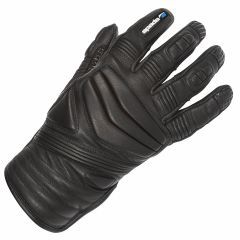Spada Salt Flats Leather Black
